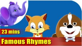 Nursery Rhymes Vol 2 – Collection of Twenty Rhymes