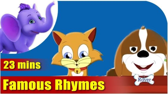 Nursery Rhymes Vol 2 – Collection of Twenty Rhymes