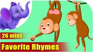 Nursery Rhymes Vol 3 – Collection of Thirty Rhymes