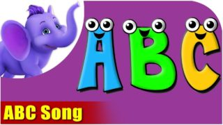 ABC Song – Alphabet in 3D