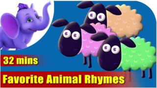 Animal Rhymes Volume 2 – Ultra HD (4K) Best Collection of Rhymes for Children in English