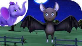 Bat, Bat Come Under My Hat – Nursery Rhyme with Lyrics & Karaoke