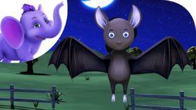 Bat, Bat Come Under My Hat – Nursery Rhyme with Lyrics & Karaoke