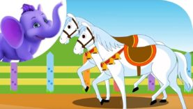 Bell Horses – Nursery Rhyme with Karaoke