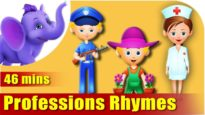 Best Collection of Rhymes on Professions