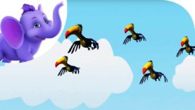 Birds of a Feather – Nursery Rhyme with Karaoke
