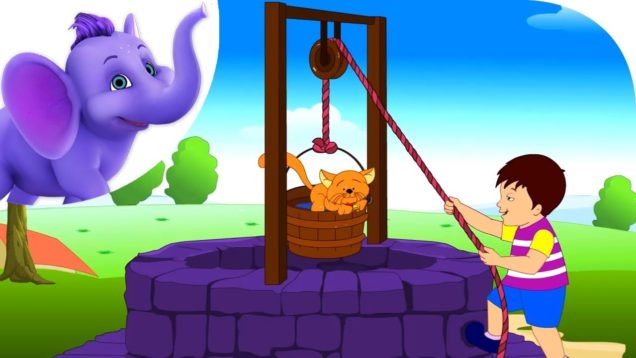 Ding Dong Bell – Nursery Rhyme with Lyrics