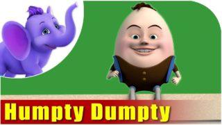 Humpty Dumpty Nursery Rhyme in 4K