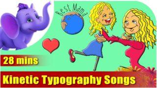 Kinetic Typography Songs (4K)