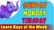 Learn Days of the Week – Kids Song