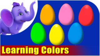 Learning Colors, Colors Song for Kids
