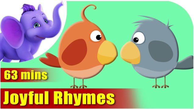 Nursery Rhymes Vol 10 – Thirty Rhymes with Karaoke