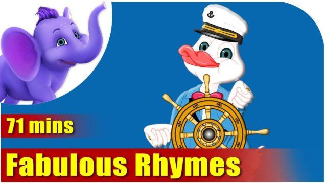 Nursery Rhymes Vol 11 – Thirty Rhymes with Karaoke