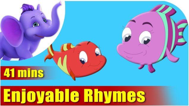 Nursery Rhymes Vol 12 – Collection of Top Songs with Karaoke (3D Version)
