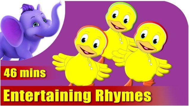 Nursery Rhymes Vol 4 – Collection of Twenty Rhymes