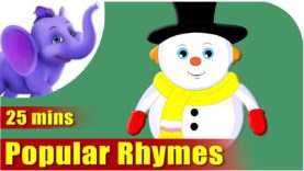 Nursery Rhymes Vol 5 – Collection of Thirty Rhymes