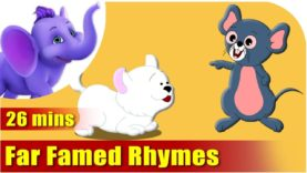 Nursery Rhymes Vol 6 – Collection of Thirty Rhymes