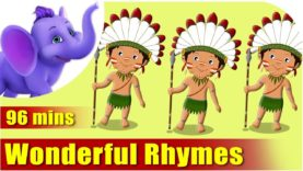 Nursery Rhymes Vol 8 – Thirty Rhymes with Karaoke