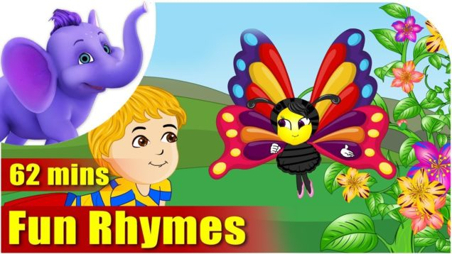 Nursery Rhymes Vol 9 – Thirty Rhymes with Karaoke