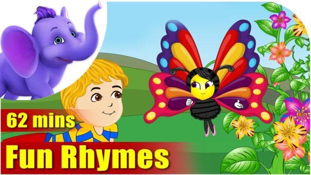 Nursery Rhymes Vol 9 – Thirty Rhymes with Karaoke