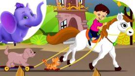 Ride Baby Ride – Nursery Rhyme with Karaoke