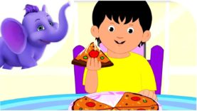 The Pizza Song – Nursery Rhyme