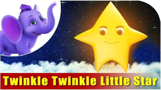 Twinkle Twinkle Little Star nursery rhyme | HD Animated rhymes from APPUSERIES