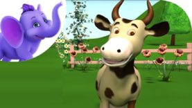 Welcome Cow – Nursery Rhyme with Karaoke