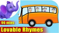 Wheels On The Bus and other Nursery Rhymes   90 minutes Compilation By Appuseries