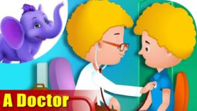 A Doctor – Rhymes on Profession