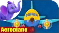 Aeroplane – Vehicle Rhyme