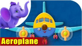 Aeroplane – Vehicle Rhyme