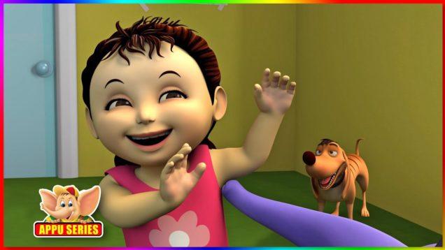 Akesi Pappesi – Telugu Rhymes for children (4K)