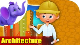 An Architect – Rhymes on Profession