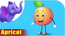Apricot – Fruit Rhyme
