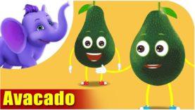 Avacado – Fruit Rhymes
