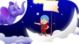 Baby's Boat – Nursery Rhyme with Karaoke