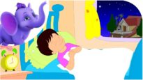 Bed Time – Nursery Rhyme