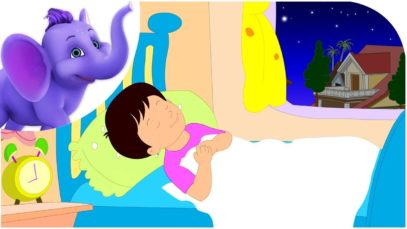 Bed Time – Nursery Rhyme