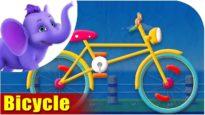 Bicycle – Vehicle Rhyme