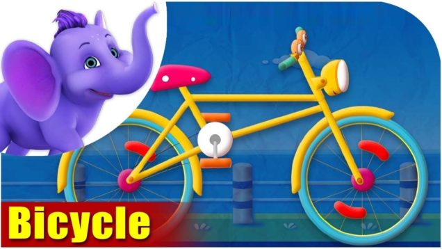 Bicycle – Vehicle Rhyme