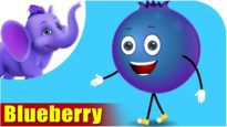 Blueberry – Fruit Rhyme in Ultra HD (4K)