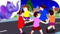 Boys and Girls – Nursery Rhyme with Lyrics & Sing Along