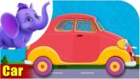 Car – Vehicle Rhyme