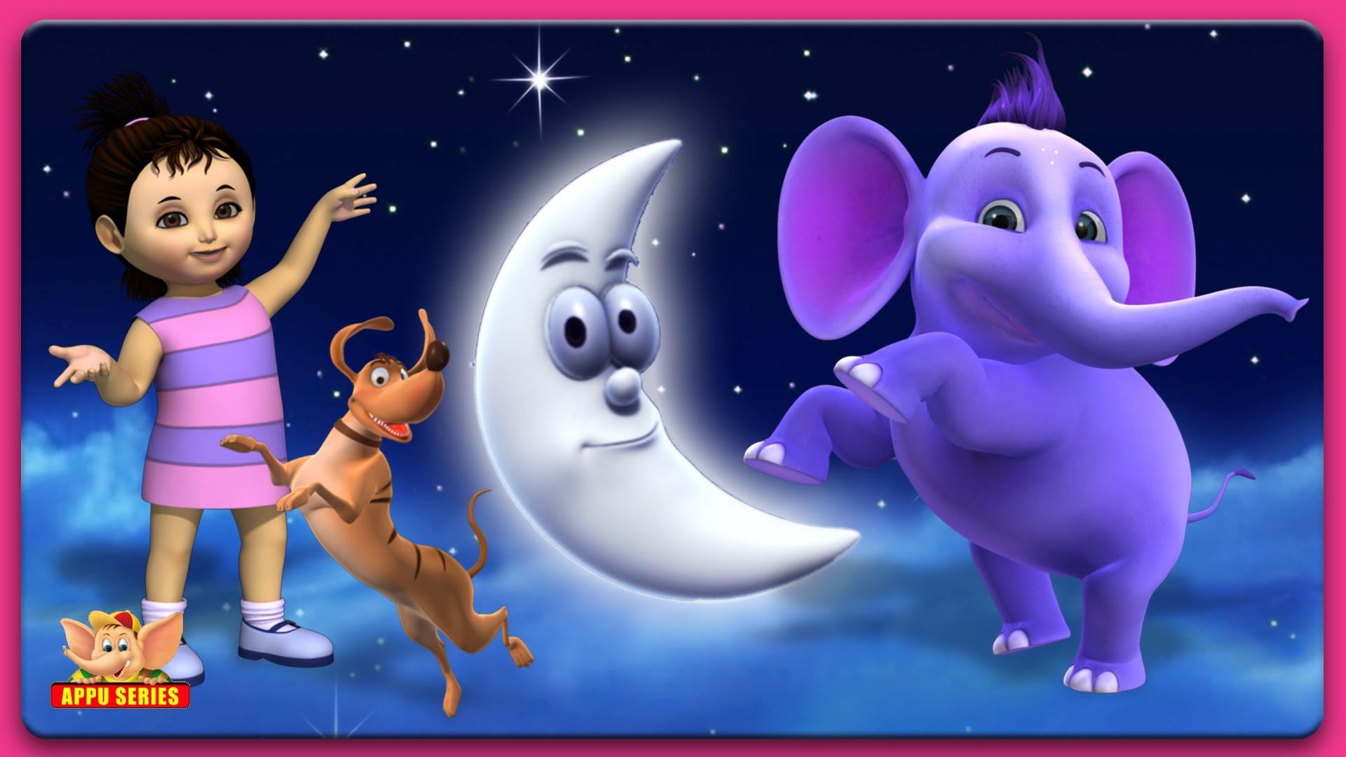 Chandamama – Telugu Rhymes in 3D for children
