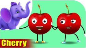 Cherry – Fruit Rhyme
