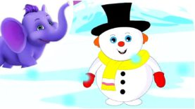 Christmas Jingles : I'm a Little Snowman