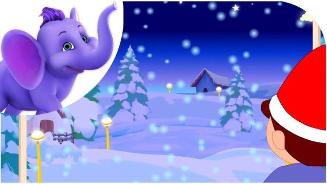 Christmas Jingles : Snow at Night