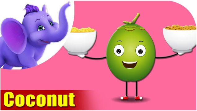 Coconut – Fruit Rhyme