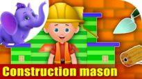Construction mason – Rhymes on Profession